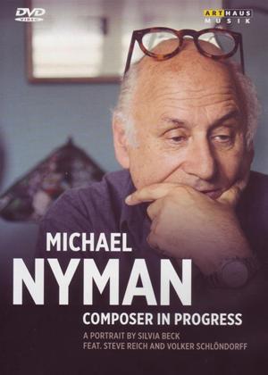 Rent Michael Nyman: Composer in Progress Online DVD Rental