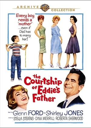 Rent The Courtship of Eddie's Father Online DVD Rental