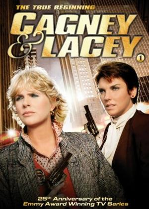 Rent Cagney and Lacey: Series 1 Online DVD Rental