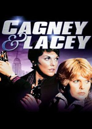 Rent Cagney and Lacey: Series 3 Online DVD Rental