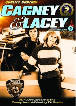 Rent Cagney and Lacey: Series 5 Online DVD Rental