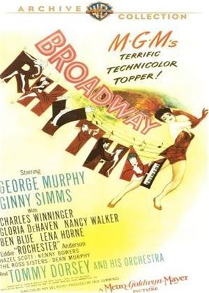 Rent Broadway Rhythm Online DVD Rental