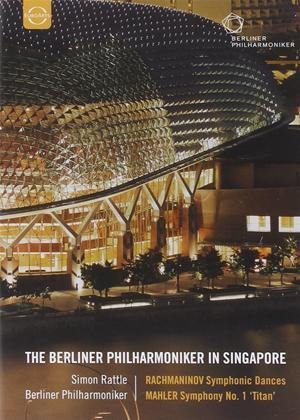 Rent Berliner Philharmoniker: In Singapore (Rattle) Online DVD Rental