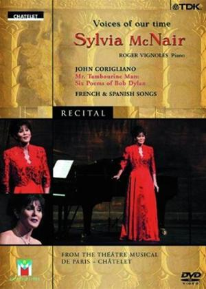Rent Sylvia McNair: Voices of Our Time Online DVD Rental