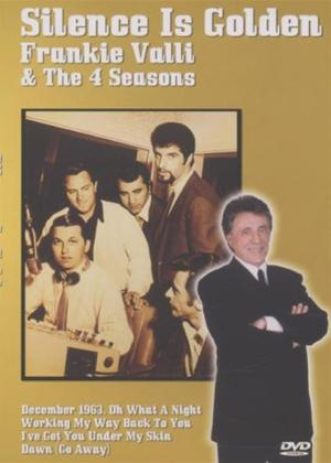 Rent Frankie Valli and the Four Seasons: Silence Is Golden Online DVD Rental