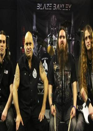 Rent Blaze Bayley: Live in Prague Online DVD Rental