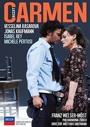 Rent Carmen: Zurich Opera House (Welser-Most) Online DVD Rental