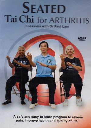 Rent Seated Tai Chi for Arthritis with Doctor Paul Lam Online DVD Rental