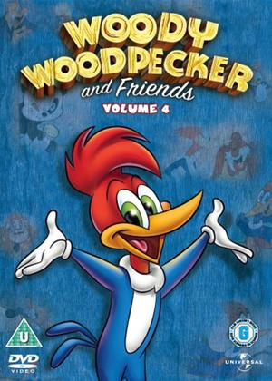 Rent Woody Woodpecker and Friends: Vol.4 Online DVD Rental