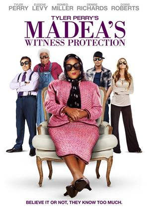 Rent Madea's Witness Protection Online DVD Rental