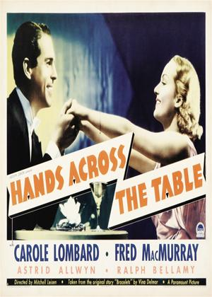 Rent Hands Across the Table Online DVD Rental