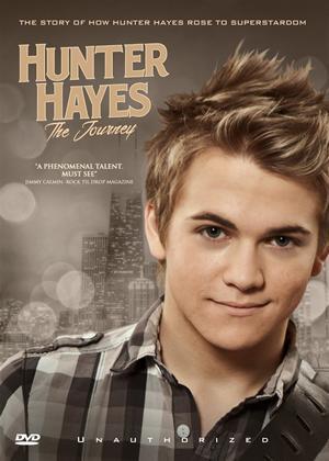 Rent Hunter Hayes: The Journey Online DVD Rental