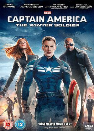 Captain America: The Winter Soldier Online DVD Rental