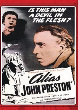Rent Alias John Preston Online DVD Rental