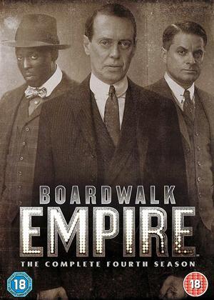 Rent Boardwalk Empire: Series 4 Online DVD Rental