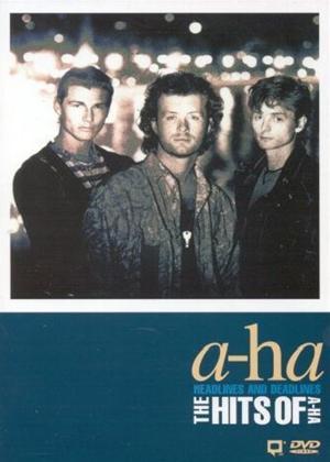 Rent A-Ha: Headlines and Deadlines Online DVD Rental