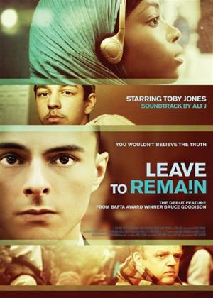 Rent Leave to Remain Online DVD Rental