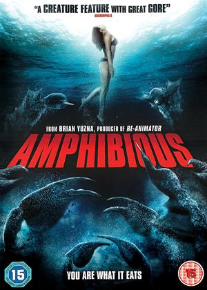Rent Amphibious (aka Amphibious: Creature of the Deep) Online DVD Rental