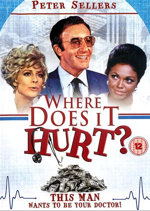 Rent Where Does It Hurt? Online DVD Rental