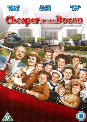 Rent Cheaper by the Dozen Online DVD Rental