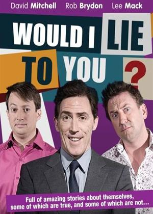 Rent Would I Lie to You?: Series 2 Online DVD Rental