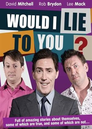 Rent Would I Lie to You?: Series 3 Online DVD Rental