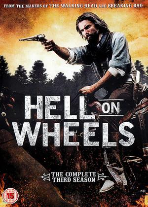 Rent Hell on Wheels: Series 3 Online DVD Rental