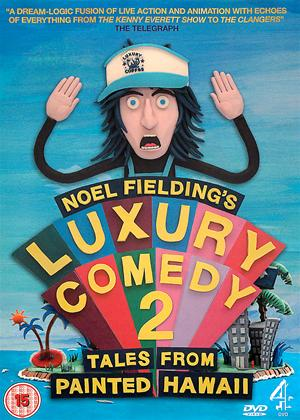 Rent Noel Fielding's Luxury Comedy: Series 2 Online DVD Rental