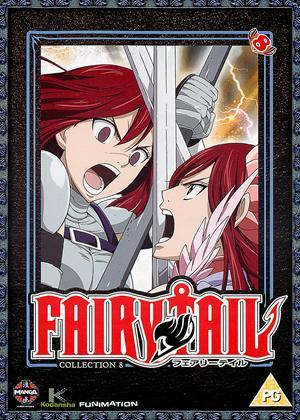 Rent Fairy Tail: Part 8 Online DVD Rental
