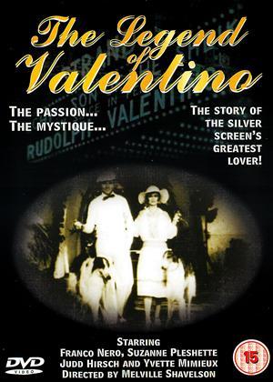 Rent The Legend of Valentino Online DVD Rental
