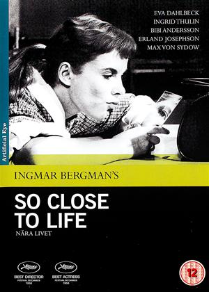 Rent So Close to Life (aka Nära Livet) Online DVD Rental