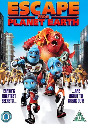 Escape from Planet Earth Online DVD Rental
