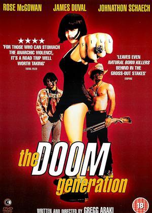 Rent The Doom Generation Online DVD Rental