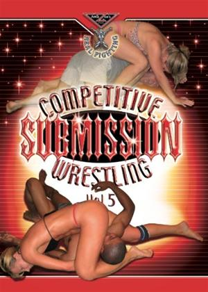 Rent Competitive Submission Wrestling 5 Online DVD Rental