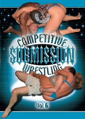 Rent Competitive Submission Wrestling 6 Online DVD Rental