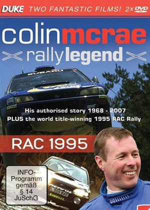 Rent Colin McRae: Rally Legend / RAC Rally 1995 Online DVD Rental