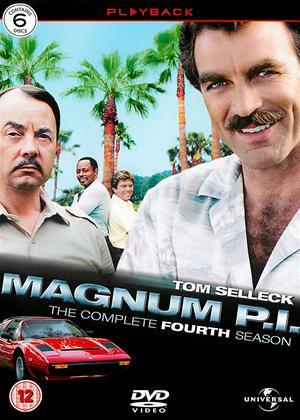 Rent Magnum P.I.: Series 4 Online DVD & Blu-ray Rental