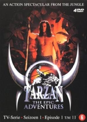 Rent Tarzan: The Epic Adventures: Vol.1 Online DVD Rental