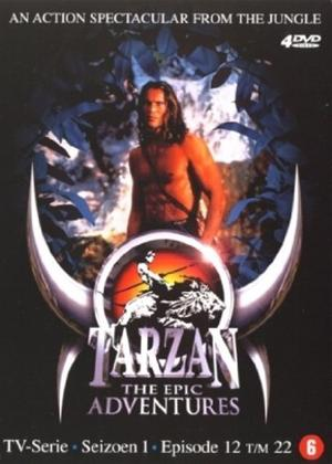 Rent Tarzan: The Epic Adventures: Vol.2 Online DVD Rental