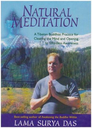 Rent Lama Surya Das: Natural Meditation: A Tibetan Buddhist Practice Online DVD Rental