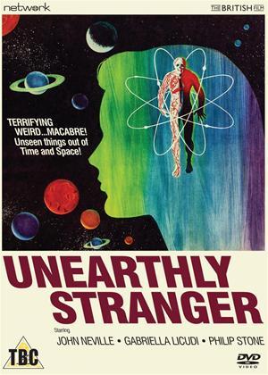 Rent Unearthly Stranger Online DVD Rental