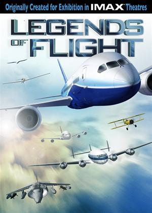 Rent Legends of Flight Online DVD Rental