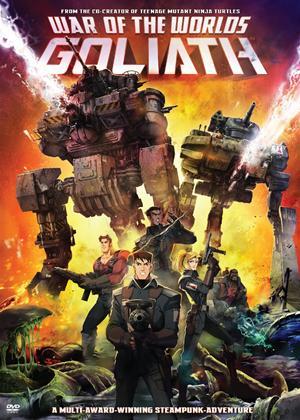 Rent War of the Worlds: Goliath Online DVD Rental
