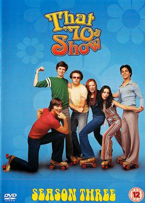 Rent That '70s Show: Series 3 Online DVD Rental