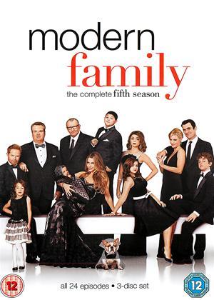 Rent Modern Family: Series 5 Online DVD Rental