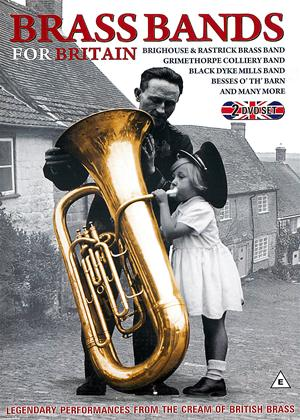 Rent Brass Bands for Britain Online DVD Rental