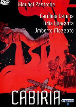 Rent Cabiria (aka Cabiria, Visione Storica del Terzo Secolo A.C.) Online DVD Rental