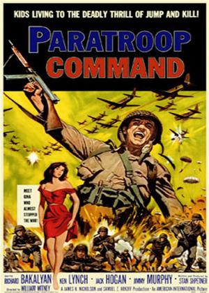 Rent Paratroop Command Online DVD Rental