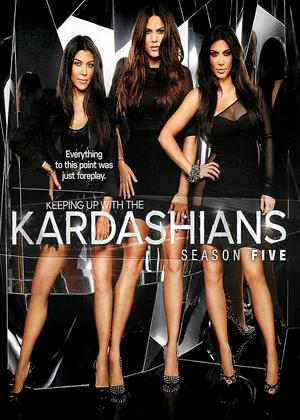 Rent Keeping Up with the Kardashians: Series 5 Online DVD Rental