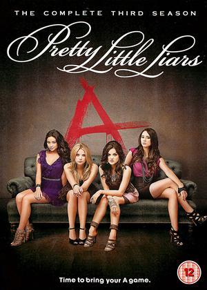 Rent Pretty Little Liars: Series 3 Online DVD Rental